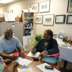 Housing Resource Center Client and New Homeowner